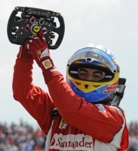 Alonso e Ferrari