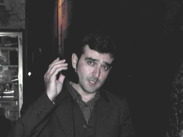 Giorgio Rognetta, Pisa anno 2000